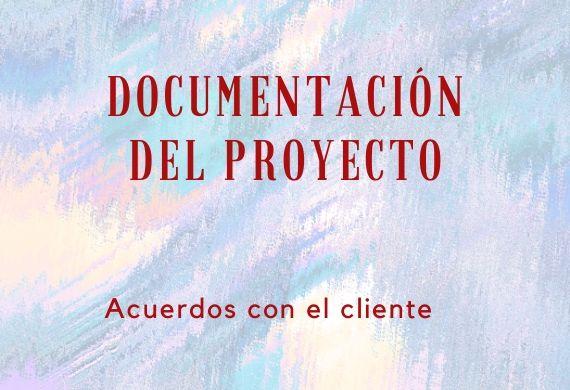 Preparación de la documentación